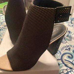 Brand new Calvin Klein heel sandal